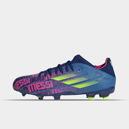 adidas X Messi .3 FG Childrens Football Boots