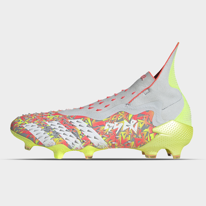 adidas Predator + FG Football Boots