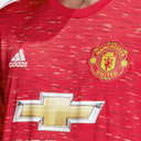 Manchester United Home Long Sleeve Shirt 2020 2021