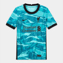 Liverpool Away Shirt 2020 2021 Junior