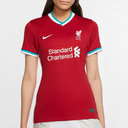Liverpool Home Shirt 2020 2021 Ladies