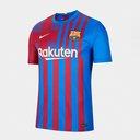 Barcelona Home Shirt 2021 2022