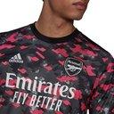 Arsenal Pre Match Shirt 2021 2022