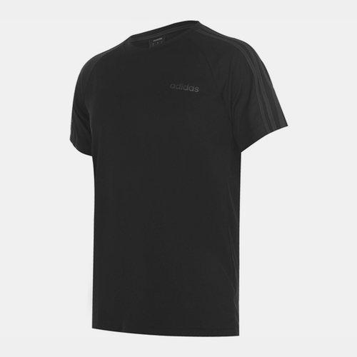 3 Stripe Sereno T-Shirt Mens