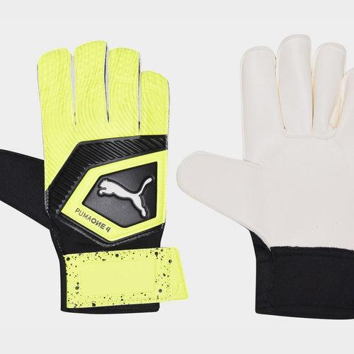 One 4 Goalkeeper Gloves Junior Boys