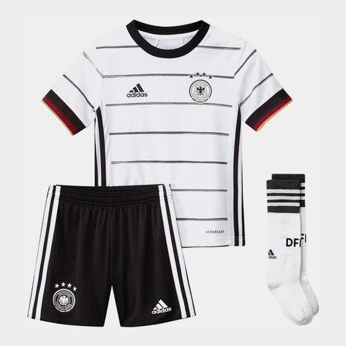 Germany 2020 Home Mini Football Kit