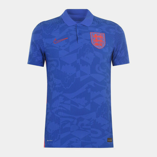 England 2020 Away Authentic Match Football Shirt