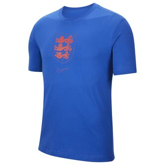 England Crest T Shirt Mens