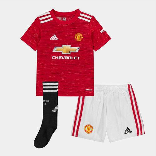 Manchester United Home Mini Kit 20/21