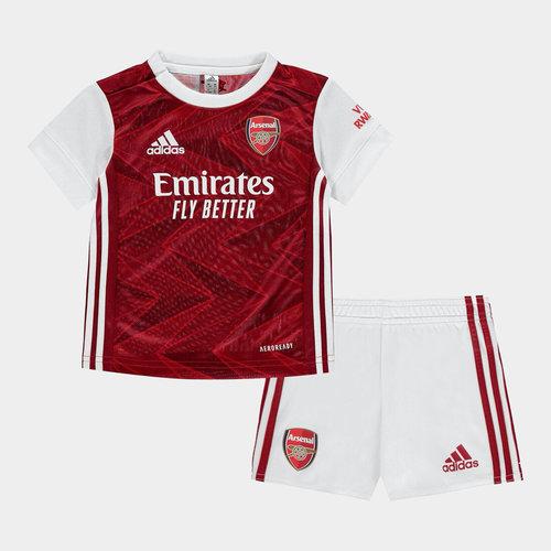 Arsenal Home Baby Kit 20/21