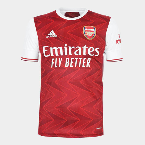 Arsenal Home Shirt 20/21 Mens