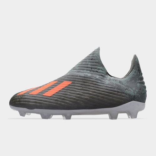 X19+ FG Junior Football Boots
