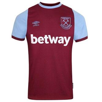 West Ham United Home Shirt 20/21 Mens