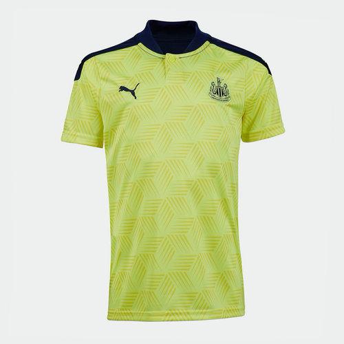 Newcastle United Away Shirt 2020 2021 Junior