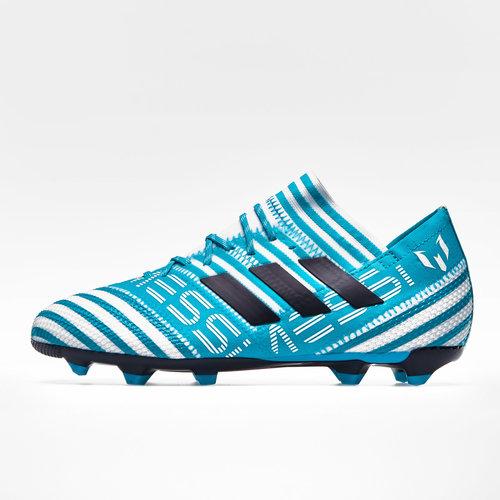 ee415a9f5 adidas Nemeziz Messi 17.1 FG Kids Football Boots