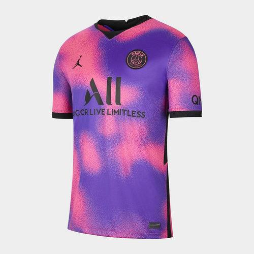 Paris Saint Germain x Jordan 4th Shirt 2021
