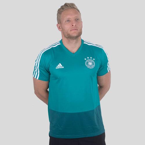 dc5e2ce57 adidas Germany 2018 S S Football Training Jersey