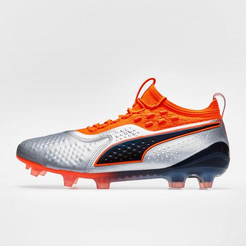 68e15743ab2 Puma One 1 Leather FG AG Football Boots
