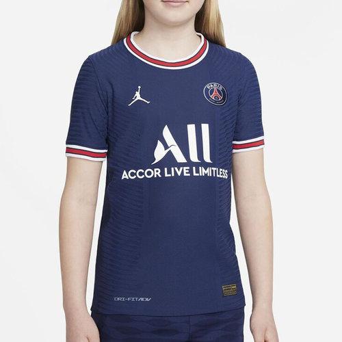Paris Saint Germain x Jordan Match Home Shirt 2021 2022 Junior