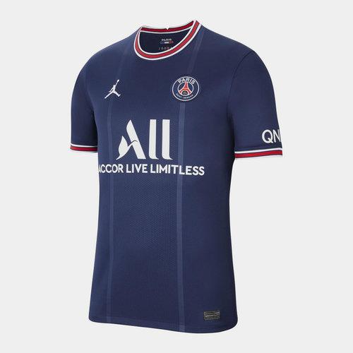 Paris Saint Germain x Jordan Home Shirt 2021 2022