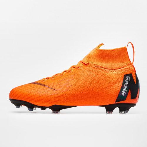 Mercurial Superfly VI Elite Kids FG Football Boots