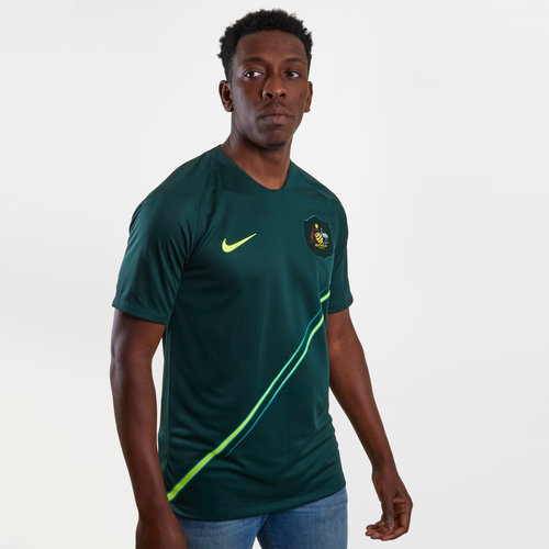 2c9b0ff2da4 Nike Australia 2018 Away S/S Stadium Football Jersey, €50.00