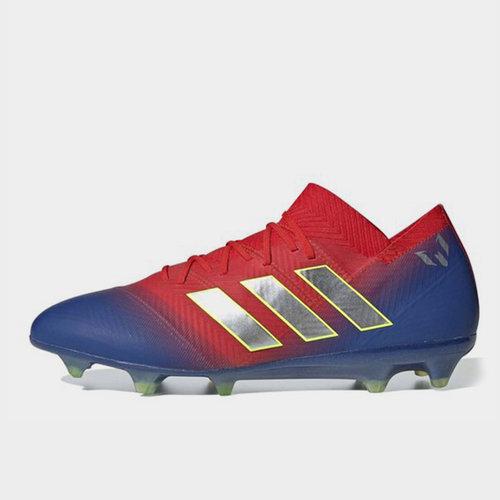 e4d9d7d2e adidas Nemeziz Messi 18.1 FG Football Boots