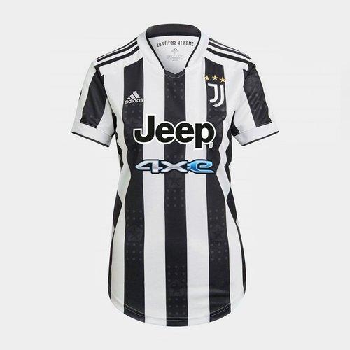 Juventus Home Shirt 2021 2022 Ladies