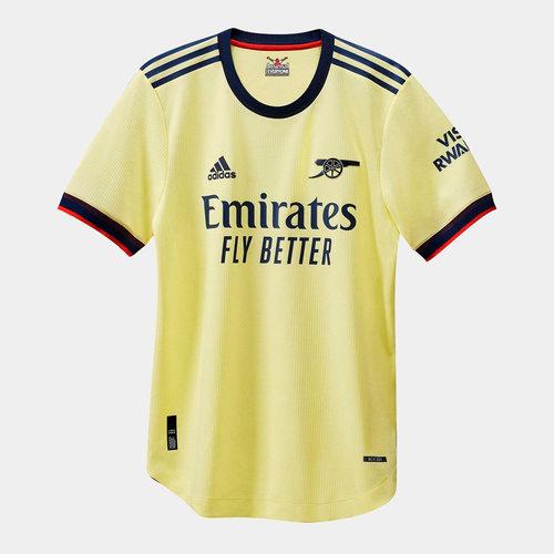 Arsenal Authentic Away Shirt 2021 2022