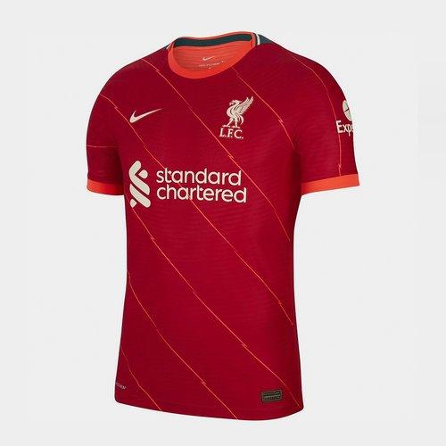 Liverpool Match Home Shirt 2021 2022