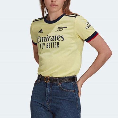 Arsenal Away Shirt 2021 2022 Ladies