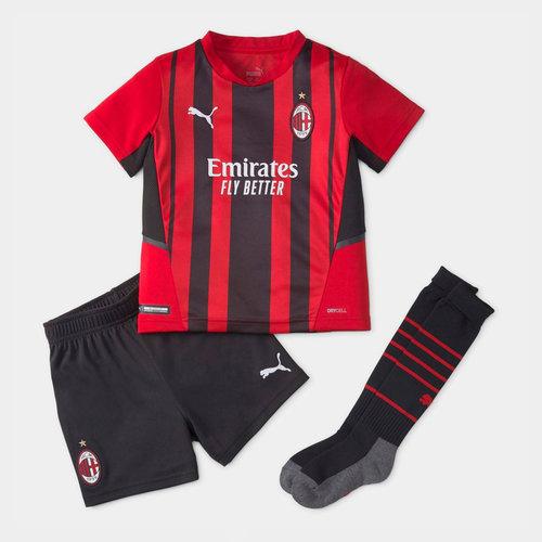 AC Milan Home Mini kit 2021 2022