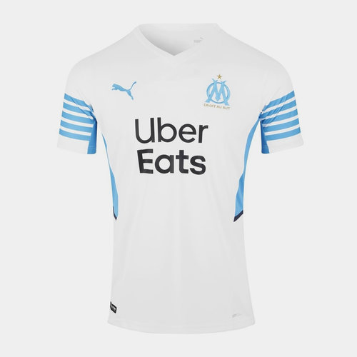 Marseille Home Shirt 2021 2022