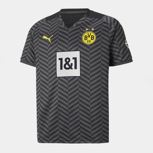 Borussia Dortmund Away Shirt 2021 2022 Junior