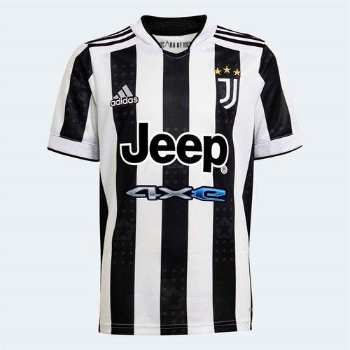 Juventus Home Shirt 2021 2022 Junior