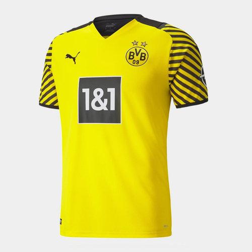 Borussia Dortmund Home Shirt 2021 2022