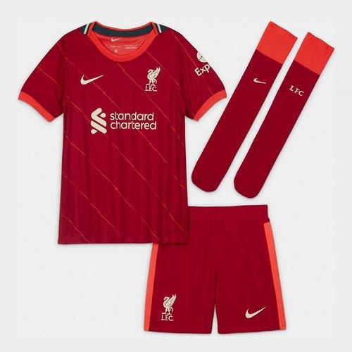 Liverpool Home Mini Kit 2021 2022