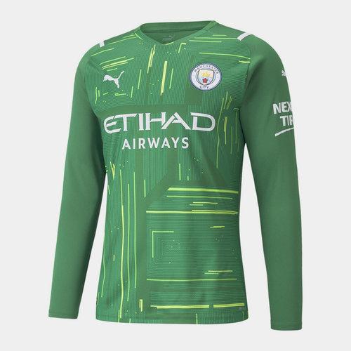 Manchester City Home Goalkeeper Shirt 2021 2022