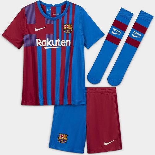 Barcelona Home Mini Kit 2021 2022