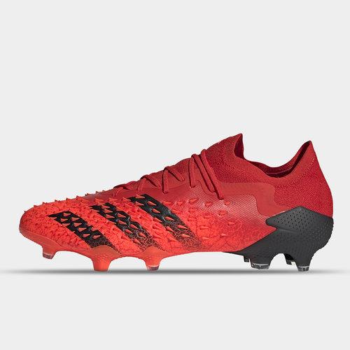 Predator Freak .1 Low FG Football Boots