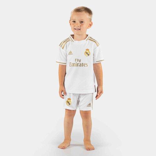 Real Madrid Home Mini Kit 2019 2020