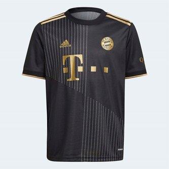 Bayern Munich Away Shirt 2021 2022 Junior