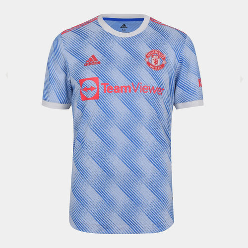 Manchester United Authentic Away Shirt 2021 2022