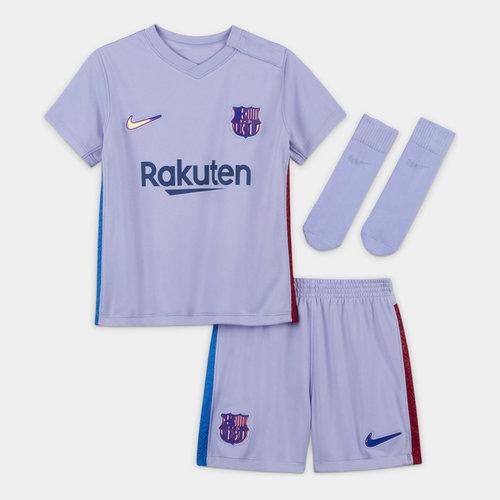 Barcelona Away Baby Kit 2021 2022