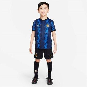 Inter Milan Home Mini Kit 2021 2022