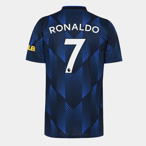 Manchester United Third Ronaldo Shirt
